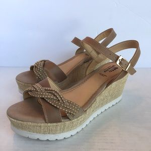 Spring Step Made In Italy Wedges